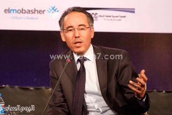 اتحاد المحاسبين العرب (18)هيئة الرقابة المالية شريف سامى