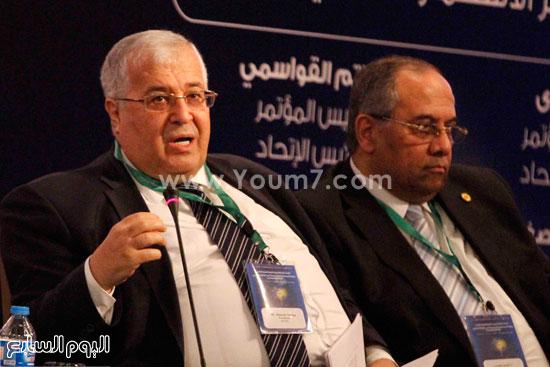 اتحاد المحاسبين العرب (20)هيئة الرقابة المالية شريف سامى