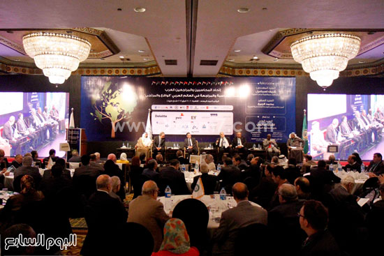 اتحاد المحاسبين العرب (22)هيئة الرقابة المالية شريف سامى