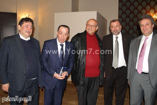 دار الشروق ، عمرو موسى ، معرض الكتاب ، حمدى قنديل (3)