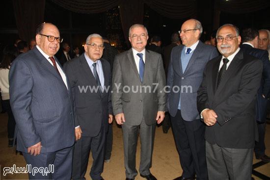 دار الشروق ، عمرو موسى ، معرض الكتاب ، حمدى قنديل (7)