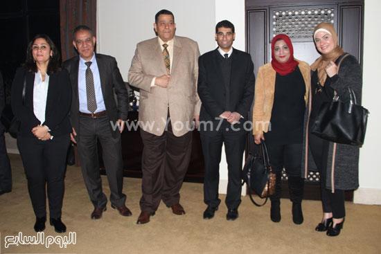 دار الشروق ، عمرو موسى ، معرض الكتاب ، حمدى قنديل (8)