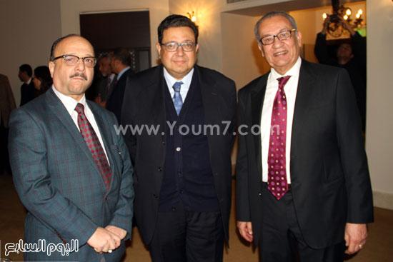 دار الشروق ، عمرو موسى ، معرض الكتاب ، حمدى قنديل (9)