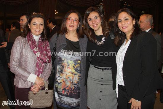 دار الشروق ، عمرو موسى ، معرض الكتاب ، حمدى قنديل (14)