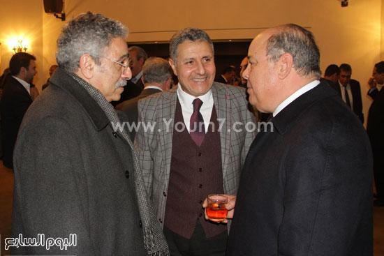دار الشروق ، عمرو موسى ، معرض الكتاب ، حمدى قنديل (16)