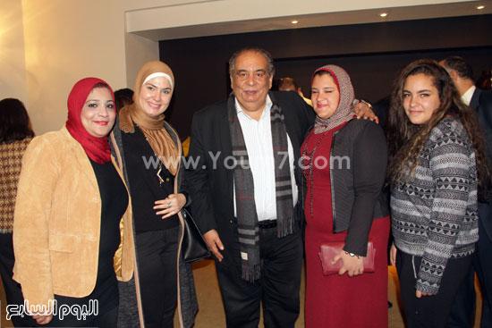 دار الشروق ، عمرو موسى ، معرض الكتاب ، حمدى قنديل (17)