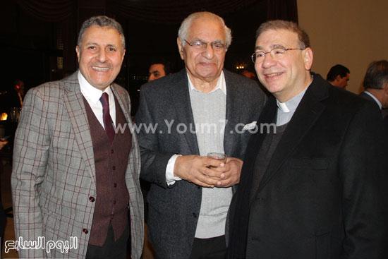 دار الشروق ، عمرو موسى ، معرض الكتاب ، حمدى قنديل (18)
