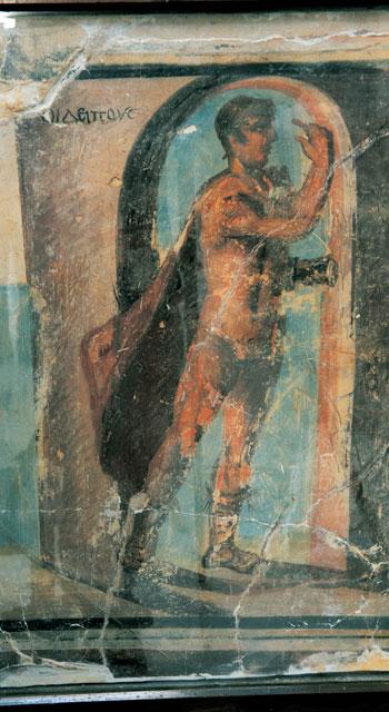 اخبار الثقافة، الاثار، المتحف المصرى، لوحة اوديب (4)