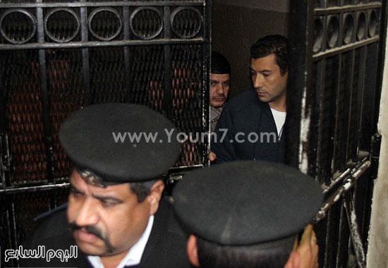 إسلام البحيرى إستكشال على حكم حبسه  اذدراء اديان محكمة جنح مستأنف مصر (1)