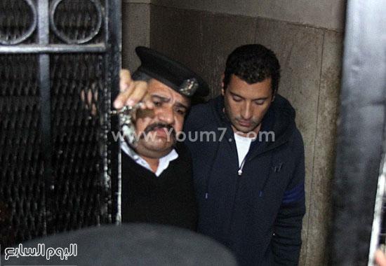 إسلام البحيرى إستكشال على حكم حبسه  اذدراء اديان محكمة جنح مستأنف مصر (8)