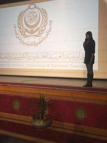 أفلام طلبة كلية اللغة والإعلام بمهرجان الأقصر (4)