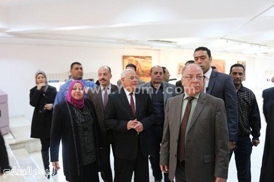 تحويل المركز الثقافي ببور سعيد إلى أوبرا - جولة وزير الثقافة حلمى نمنم (3)