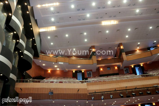 تحويل المركز الثقافي ببور سعيد إلى أوبرا - جولة وزير الثقافة حلمى نمنم (4)