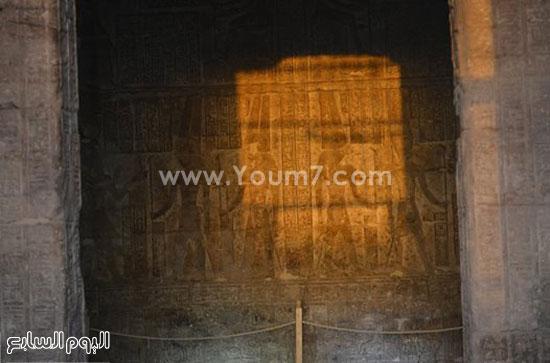 ة الاقصر، ازمة تعامد الشمس، دير شلويط بالاقصر، معبد ابو سمبل، وزير الاثار، اللجنة الدائمة للاثار (1)