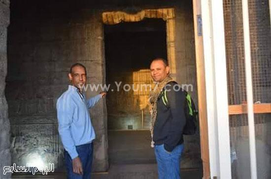 ة الاقصر، ازمة تعامد الشمس، دير شلويط بالاقصر، معبد ابو سمبل، وزير الاثار، اللجنة الدائمة للاثار (2)