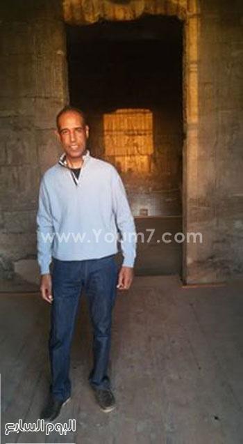ة الاقصر، ازمة تعامد الشمس، دير شلويط بالاقصر، معبد ابو سمبل، وزير الاثار، اللجنة الدائمة للاثار (6)
