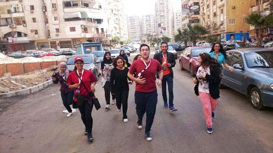 الأكاديمية-العربية-للعلوم-والتكنولوجيا،-مبادرة،-مصر-الجميلة،-تجميل-الأحياء--(2)