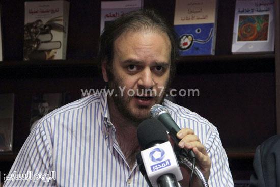 مؤتمر صحفى لتضامن مع أحمد ناجى  (1)