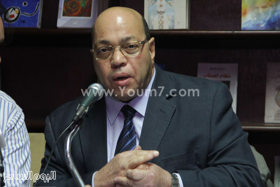مؤتمر صحفى لتضامن مع أحمد ناجى  (2)