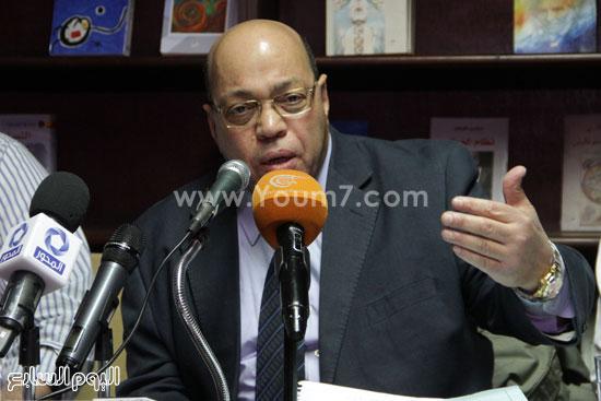 مؤتمر صحفى لتضامن مع أحمد ناجى  (3)