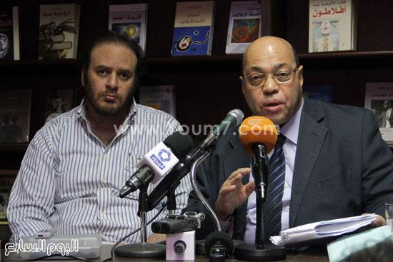 مؤتمر صحفى لتضامن مع أحمد ناجى  (6)