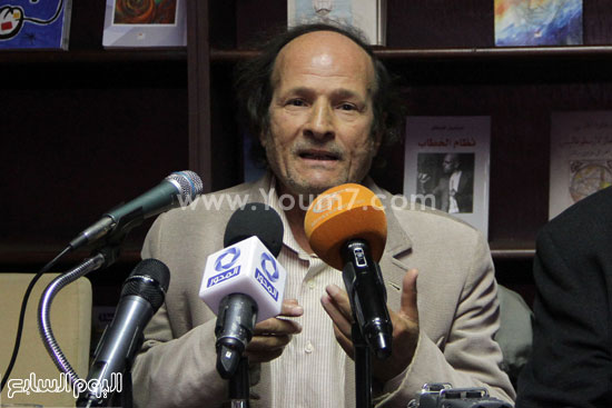 مؤتمر صحفى لتضامن مع أحمد ناجى  (9)