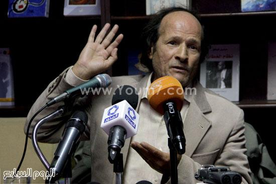 مؤتمر صحفى لتضامن مع أحمد ناجى  (11)