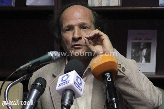 مؤتمر صحفى لتضامن مع أحمد ناجى  (12)