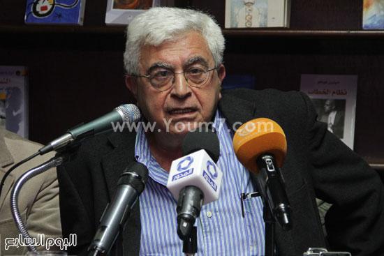 مؤتمر صحفى لتضامن مع أحمد ناجى  (13)