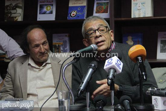 مؤتمر صحفى لتضامن مع أحمد ناجى  (16)