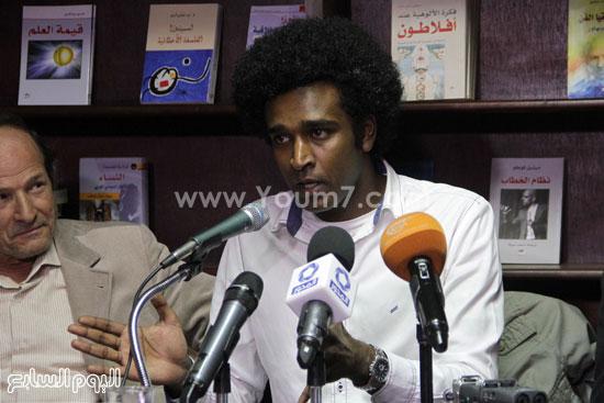 مؤتمر صحفى لتضامن مع أحمد ناجى  (17)
