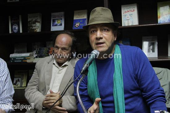 مؤتمر صحفى لتضامن مع أحمد ناجى  (18)