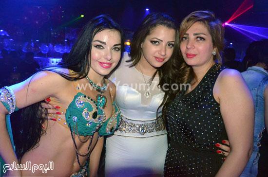 عيد ميلاد منى فاروق، محمد رجب، عصام كاريكا، اخبار الفن، بتشان (10)