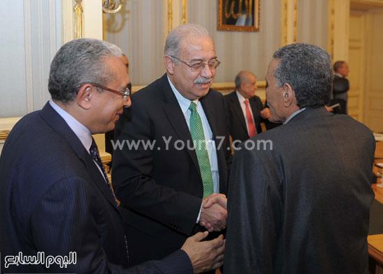 اجتماع رئيس مجلس الوزراء بنواب محافظه اسيط (1)