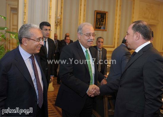 اجتماع رئيس مجلس الوزراء بنواب محافظه اسيط (3)