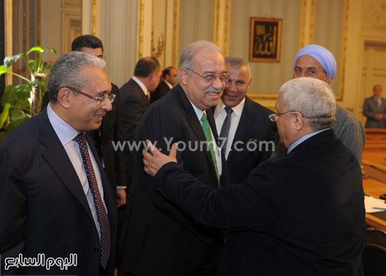 اجتماع رئيس مجلس الوزراء بنواب محافظه اسيط (5)