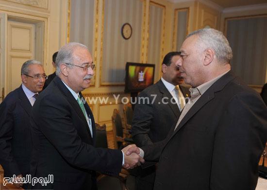 اجتماع رئيس مجلس الوزراء بنواب محافظه اسيط (10)