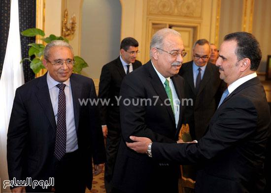 اجتماع رئيس مجلس الوزراء بنواب محافظه اسيط (11)