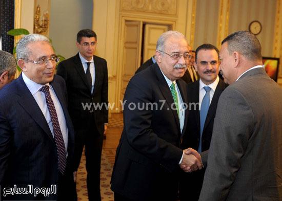 اجتماع رئيس مجلس الوزراء بنواب محافظه اسيط (12)