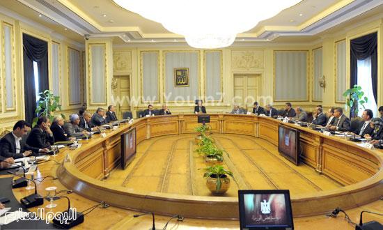 اجتماع رئيس مجلس الوزراء بنواب محافظه اسيط (14)
