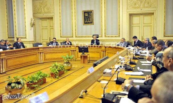 اجتماع رئيس مجلس الوزراء بنواب محافظه اسيط (19)