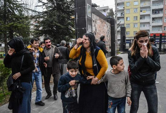 مظاهرات فى تركيا (5)