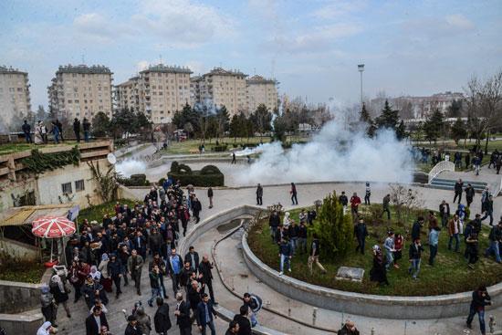 مظاهرات فى تركيا (7)