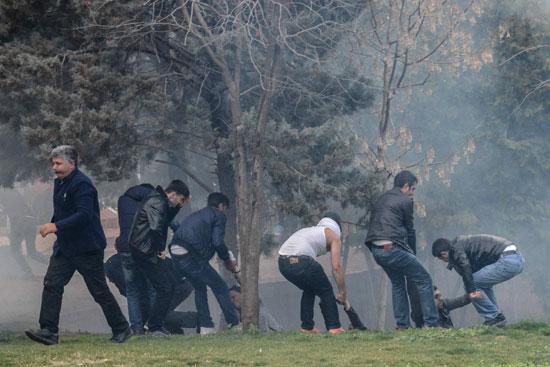 مظاهرات فى تركيا (9)