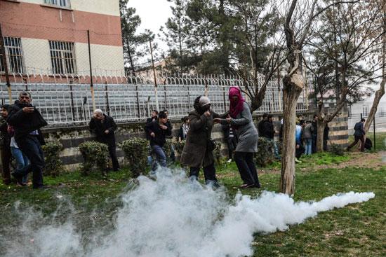 مظاهرات فى تركيا (10)