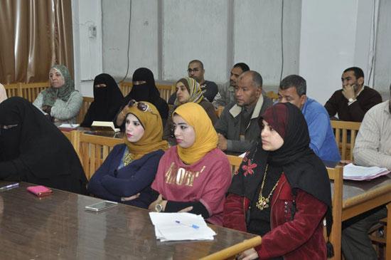البرنامج التدريبى لتنمية مهارات العاملين (3)