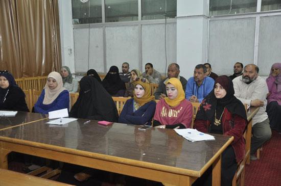 البرنامج التدريبى لتنمية مهارات العاملين (4)
