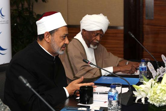 الدكتور أحمد الطيب شيخ الأزهر الشريف (1)