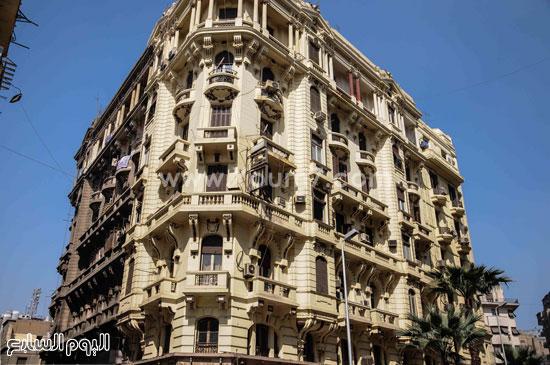 ترميم القاهرة الخدية، وسط البلد (1)