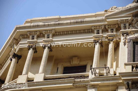 ترميم القاهرة الخدية، وسط البلد (5)